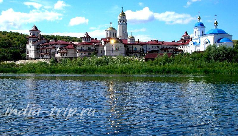 Винновка, монастырь