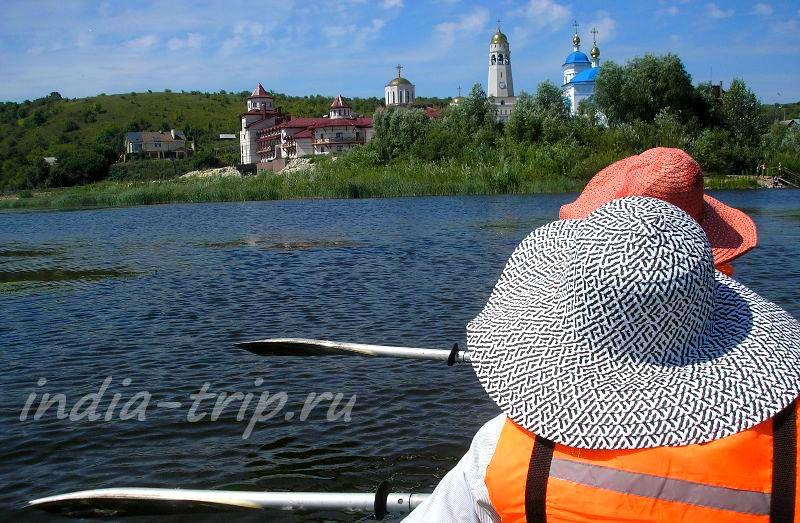 Волга и Винновка