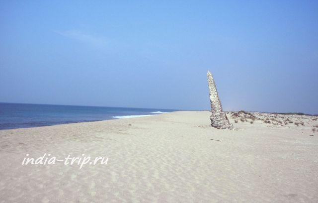 Восточное побережье Индийского океана