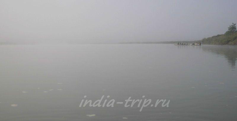 Горизонт в тумане