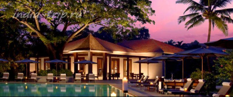 Отель в Гоа Leela