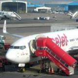 Самолет в Дели