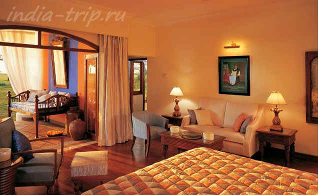 Отель в Бенаулиме (Гоа)