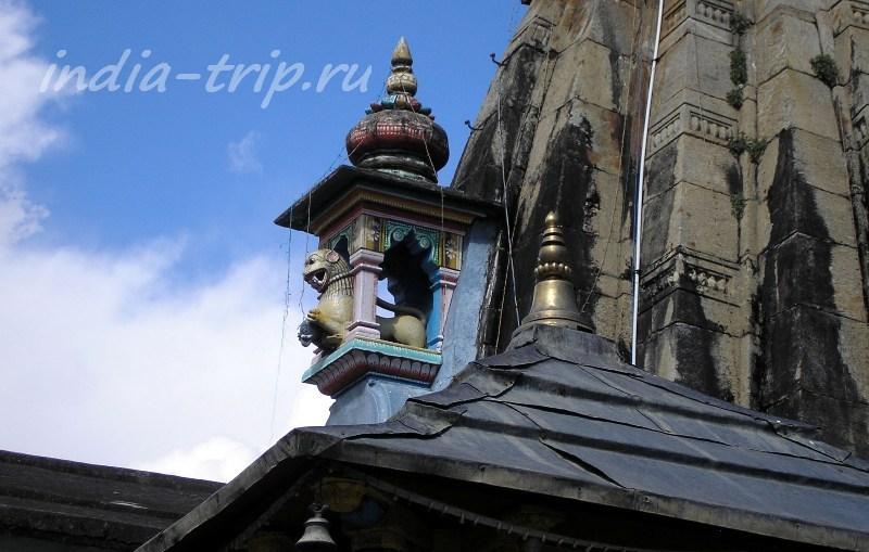 Храм Шивы в Укиматхе