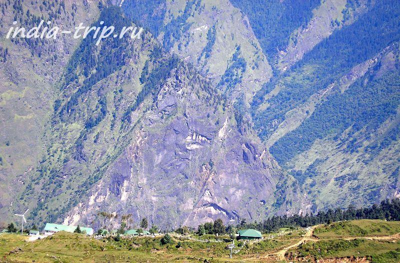 Лицо горы
