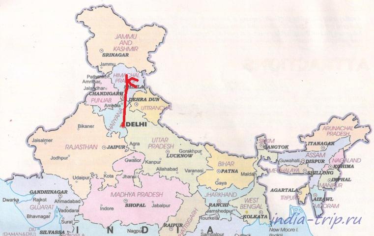 Химачал-Прадеш