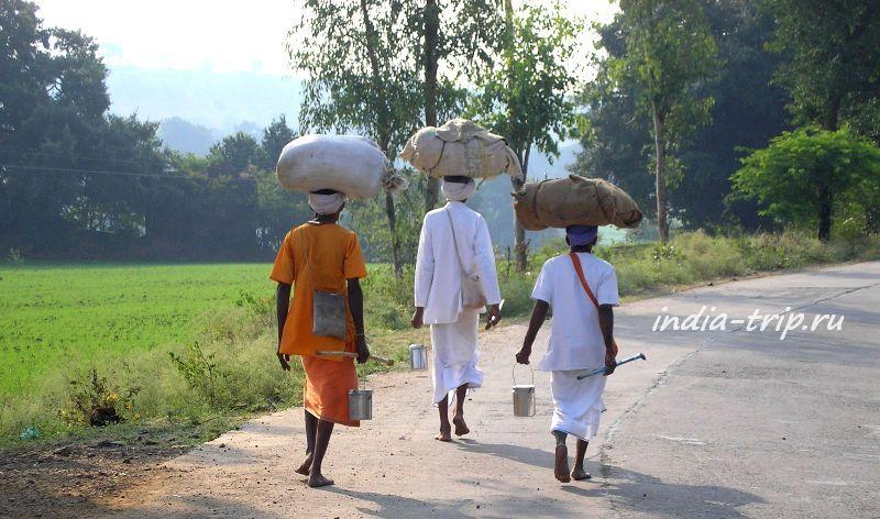 Манду, Индия