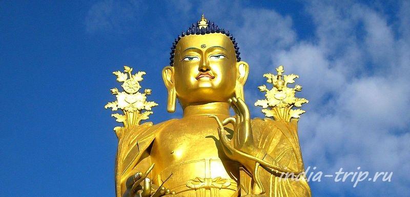 Будда с длинными ушами