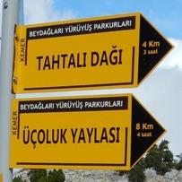Тахталы, Турция