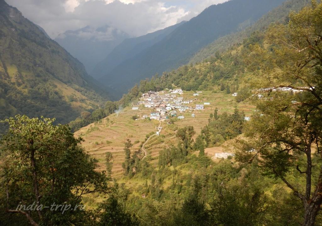 Селение Кхати